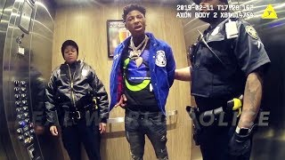 New Footage Shows Officer Wasn't Going to Arrest NBA YoungBoy, Housekeeper Objected