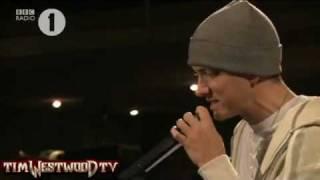 Eminem freestyle **WESWOOD 2009** BBC LONDON