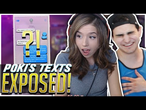 POKI'S TEXTS TO FED EXPOSED?! | Lux Mid Lane!