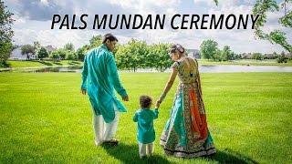 Pals Mundan Ceremony Recap Video