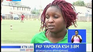 FKF yapokea shilingi milioni 3.8 huku Amina Mohamed akiahidi kusuluhisha mzozo