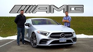 [Throttle House] 2019 Mercedes-AMG CLS 53 Review // A Real AMG?