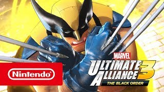 MARVEL ULTIMATE ALLIANCE 3 - Bande-annonce (Nintendo Switch)
