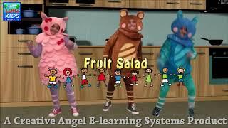 Fruit Salad Nursery Rhymes