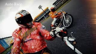 オートレース・レースシーンイメージCM