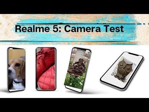 रीयलमी 5 कैमरा सैंंपल्स