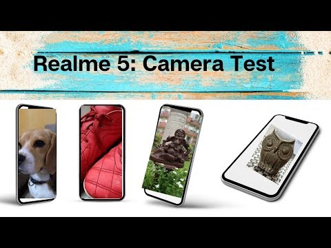Realme 5 Camera Samples