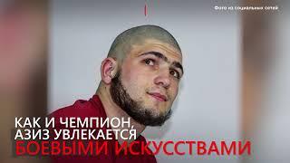 Двойник Хабиба Нурмагомедова
