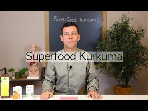 Die Wirkung der Heilpflanze Kurkuma kurz erklärt