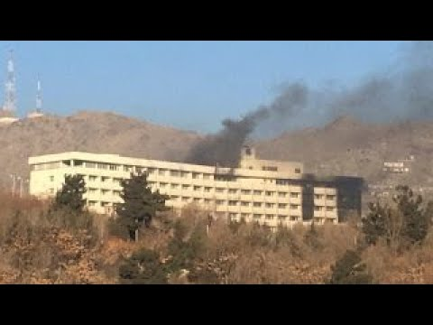 Afghanistan official: At least 18 killed in Kabul attack