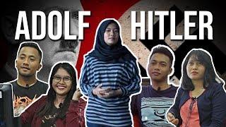 Bagaimana Jika Sosok Diktator Seperti Adolf Hitler Pembunuh Jutaan Manusia Jadi Presiden Indonesia?