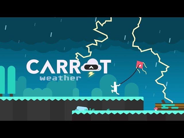 Искусственнй интеллект для прогнозов погоды Carrot троллит своих клиентов