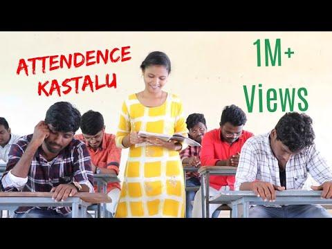 Attendance Kastalu    Prem Kumar    Sindhu