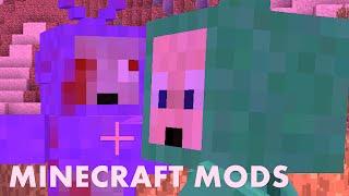 ТЕЛЕПУЗИКИ И ЗОМБИ (Minecraft Моды)
