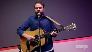 """Frightened Rabbit - """"Die Like a Rich Boy"""" - KXT Live Sessions"""