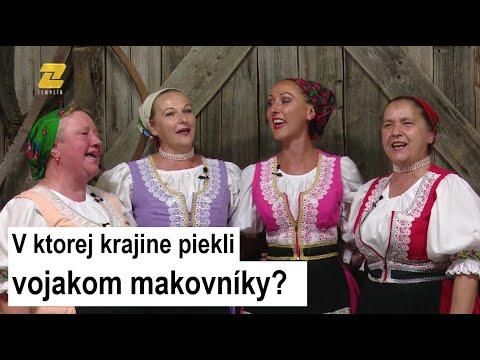 FOLKLÓR NA ZEMPLÍNE<br />Pacerki z Budkovec