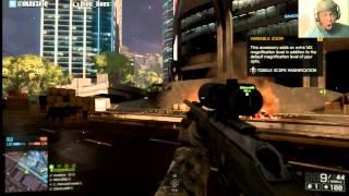 Battlefield 4 Online Gameplay - SNIPER TEST | BF4 Next Gen Gameplay