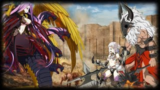 Gorgon  - (Fate/Grand Order) - Babylonia: Tiamat 2 (Gorgon) - Asterios Setup [Fate/Grand Order]