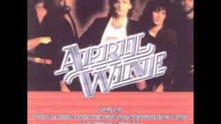 April Wine - Las Vegas 1981 (Radio Broadcast) (Full)