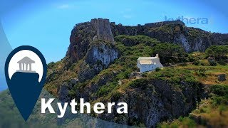 Kythera | The Fortress of Chora