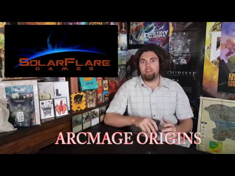 Archmage Origins - Card Game Review