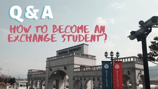 Q AND A: BEING AN EXCHANGE STUDENT IN SOUTH KOREA