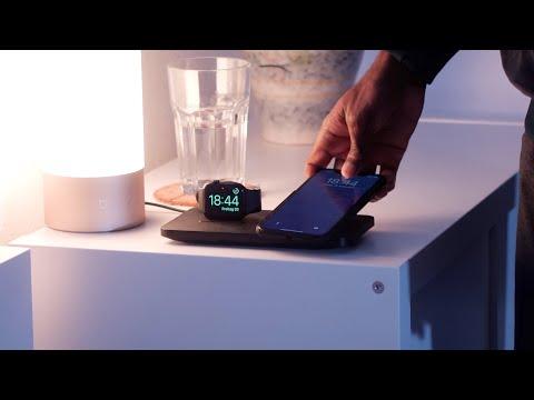 iPhone & Apple Watch Qi Ladestation