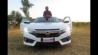 Honda Civic 1.8 I-VTEC Oriel Complete Review |Price & Specs | Pakistan