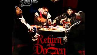D12 - On Fire Freestyle (Return Of The Dozen Vol 2)