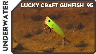 Lucky craft - gunfish 95