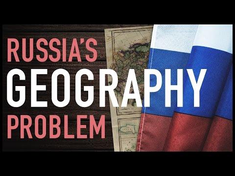Problém s polohou Ruska