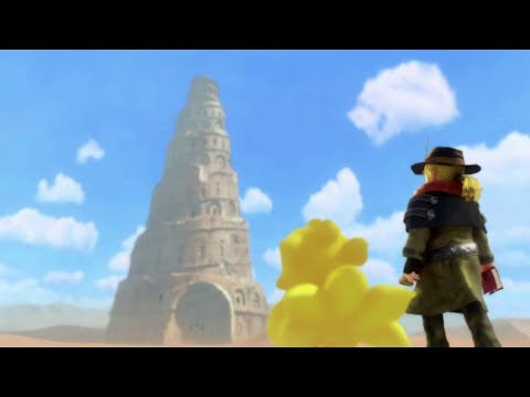 Chocobo?s Mystery Dungeon EVERY BUDDY! - Story Trailer