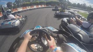 EPIC GO KART RACE