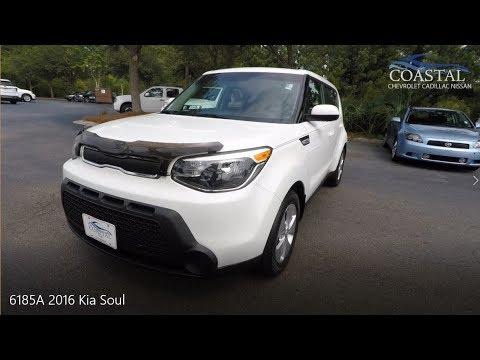 Pre-Owned 2016 Kia Soul 5dr Wgn Auto Base