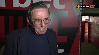 Ангел Колев: Не съм доволен от равенството, зимата ще правим селекция