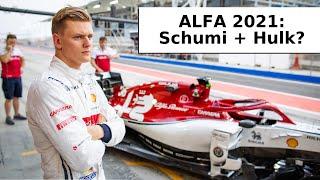 Idą niespodzianki w F1? Schumacher wejdzie oknem? Giovinazzi pod presją || Ósmy bieg #84