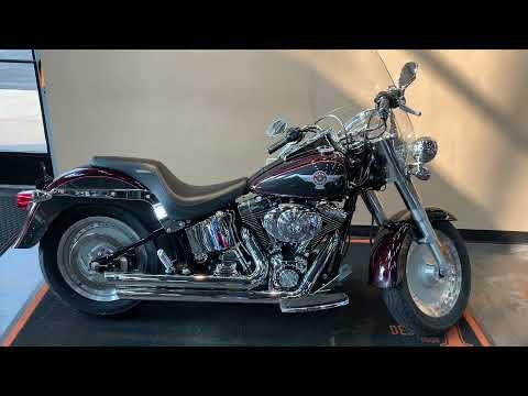 2006 Harley-Davidson Softail Fat Boy at Vandervest Harley-Davidson, Green Bay, WI 54303