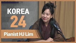 Pianist HJ Lim, the first Korean to top the Billboard Classics and iTunes Classics charts :: KOREA24