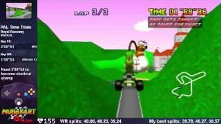 """Royal Raceway SC 3lap World Record 1'59""""49 (PAL) [Live]"""