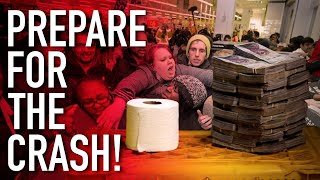 Hyperinflation Coming To America And Will Lead To Social Unrest, Looting & Economic Collapse