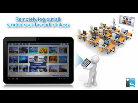 Video of NetSupport Tutor Assistant
