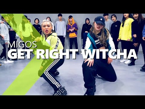 Migos - Get Right Witcha / ZIO Choreography.