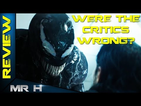 VENOM MOVIE REVIEW – Were The Critics Wrong?