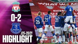 Highlights & Goals | Liverpool vs. Everton 0-2 | Telemundo Deportes