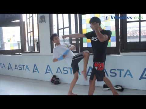 Demam MMA di Kota Hujan