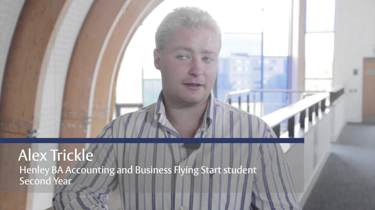 The Flying Start Programme, Applying at Henley Business School