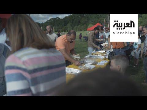 العرب اليوم - شاهد: نكهات عربية تتنافس في المجتمع الكندي