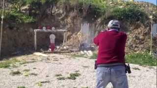 preview picture of video 'Esercizi di tiro dinamico By Giacinto Lo Bianco'