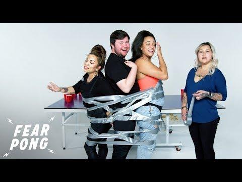 Boss vs. Their Employees | Fear Pong | Cut