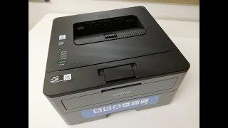 Brother HL L2310D S/W-Laserdrucker
